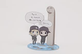 少女終末旅行 【めもすた!】 謎の石像 with チトとユーリ