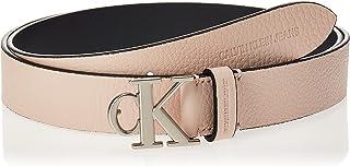 Calvin Klein womens MONO HARDWARE ROUND Belt (pack of 1)
