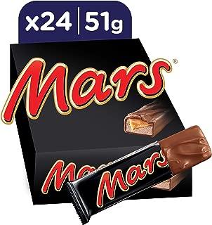 MARS Chocolate Bars, 51g x 24