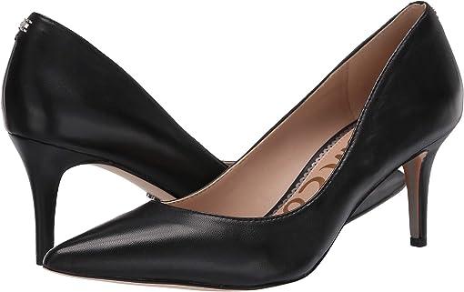 Black Dress Nappa Leather