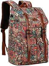BAOSHA Casual Large College School Daypack Travel Hiking Camping Rucksack 15.6