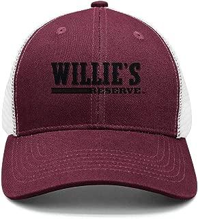willie nelson trucker hat