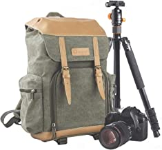 vintage camera backpack