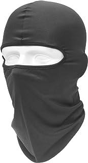 目出し帽 アーミー バラクラバ タクティカル フェイスマスク ミリタリー フルフェイスマスク 防寒 ヘッドウェア ヘルメット インナー ~ 軍用・サバイバルゲーム・自転車・BMX・バイク・アウトドア ~ QNM Type