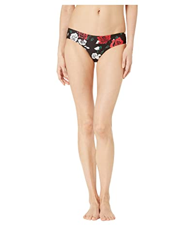 Hurley Quick Dry Rosez Reversible Surf Bottoms (Black) Women