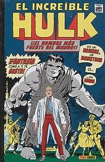 El increíble Hulk 1. Es un hombre, un monstruo