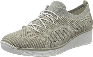 Rieker Frühjahr/Sommer 537b5, Sneakers Basses Femme