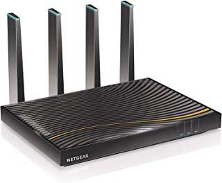 Netgear C7500-100NAS NETGEAR Nighthawk X4 (24x8) AC3200 DOCSIS 3.0 Cable Modem WiFi Router Combo Gateway  Certified for Xfinity by Comcast, COX, Spectrum & More(C7500-100NAR) (Renewed)