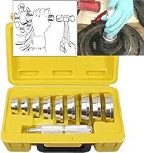 Radlager Druckstücksatz Press Werkzeug Buchsen Eintreibsatz einpressen 17tlg.