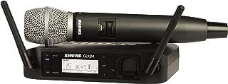 Shure GLXD24/SM86 Digital Vocal Wireless System with SM86 Handheld Microphone, Z2