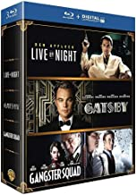 Live by Night + Gatsby le magnifique + Gangster Squad [Francia] [Blu-ray]