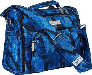 JuJuBe BFF Diaper Messenger Bag (Blue Steel)