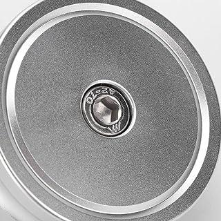 Esenlong Aluminium Jack Lift Point Pad Adapter Lift Point Adapter Auto Tool fit voor Tesla Model S Zilver
