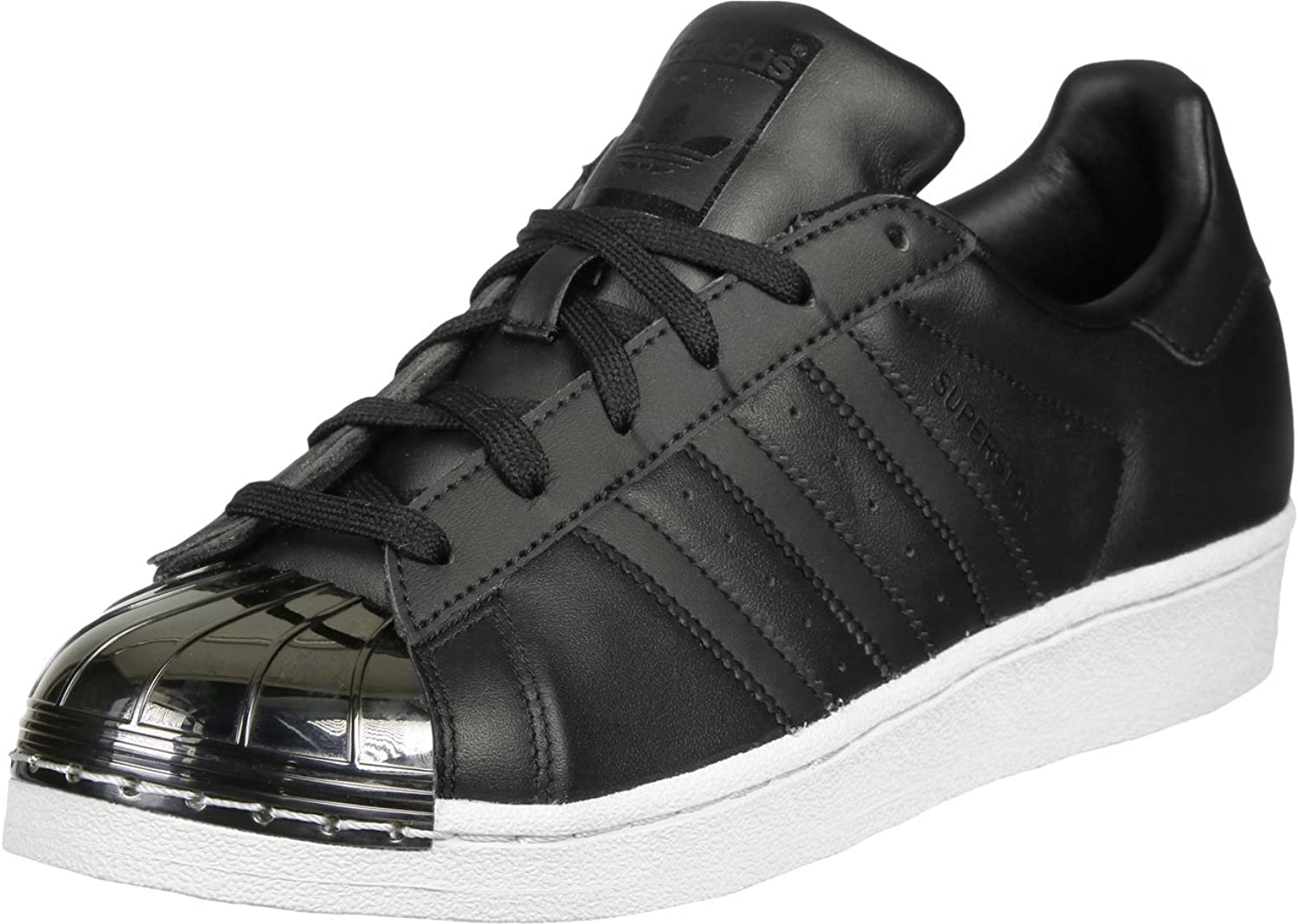 Exagerar Arbitraje Inmuebles  adidas Women's Superstar Metal Toe By2883 Trainers: Amazon.co.uk: Shoes &  Bags