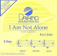 I Am Not Alone Accompaniment/Performance Track  Daywind Soundtracks