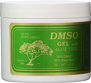 海外直送品DMSO DMSO Gel, Plastic, 70/30 ALOE , 4 OZ