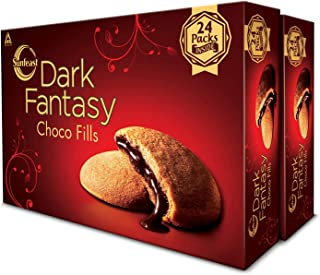 Sunfeast Dark Fantasy Choco Fills, 600g