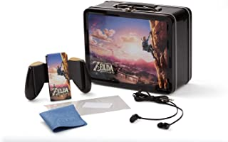 PowerA Collectible Lunchbox Kit  for Nintendo Switch - Zelda Breath of the Wild: Climbing Link Edition