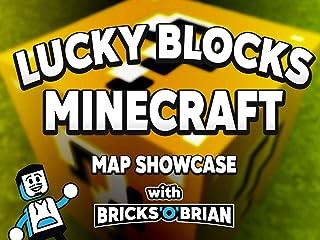 Clip: Lucky Blocks Minecraft Map Showcase with Bricks 'O' Brian!