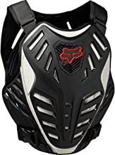 Fox Racing Race Subframe Men's Off-Road Motorcycle Chest Protector - Black/Small/Medium