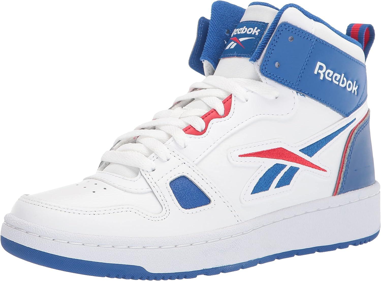 Reebok Unisex-Adult Resonator Mid Sneaker