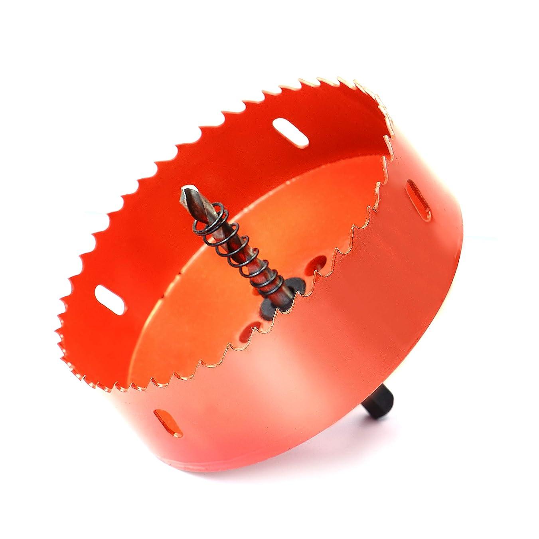 と組む羽ロシアNESHEXST ホールソー ホルソー ドリル 工具 (100mm)