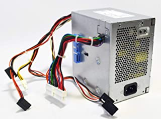 Dell New PW115 Optiplex 360 380 580 760 780 960 MT MiniTower Systems MSMT Power Supply Module with Harness Max Output 255 Watt