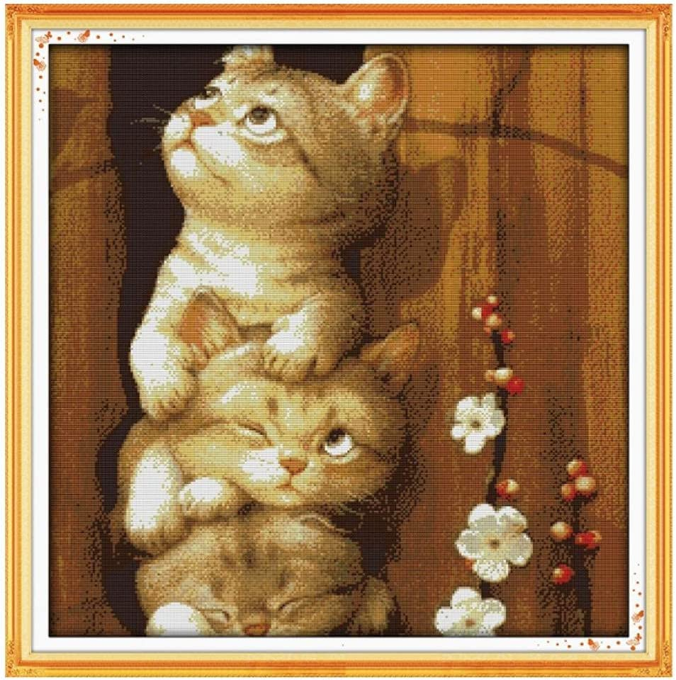 Embroidery Cross Stitch Kits Beginne Starter for Super Special SALE 5 ☆ very popular held
