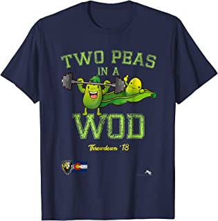 Two Peas in a Wod Shirt