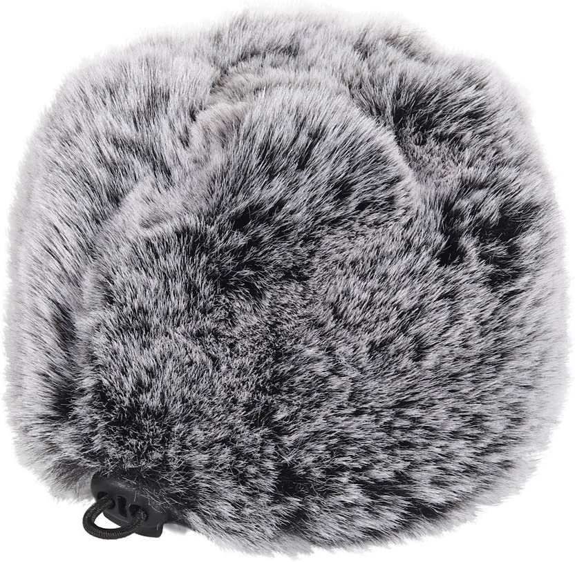 Microphone Furry Windscreen Muff Limited time trial price Cover - Yeti Excellence Blue Fu
