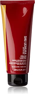 Shu Uemura Colour Lustre Shades Reviving Hair Balm, Golden Blonde, 200ml