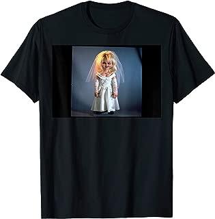 Bride of Chucky Tiffany Forward Pose T-Shirt