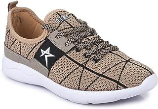 REFOAM Men's D6 Beige Sports Shoe