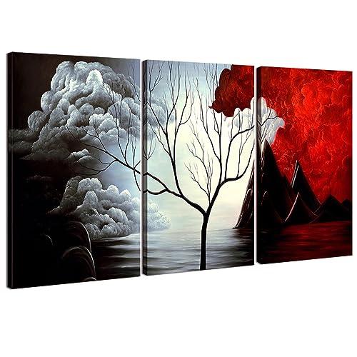 Wall Decor for Living Room Contemporary: Amazon.com