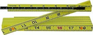 Wiha 61620 Outside Reading 6-Inch Depth Extension Long Life MaxiFlex Folding Ruler, 6-Foot