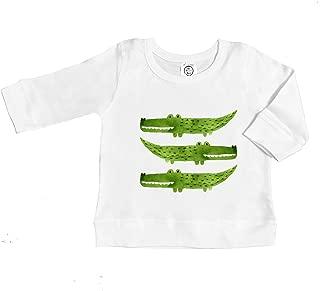 Gator Squad Organic Cotton Long Sleeve Pullover Shirt