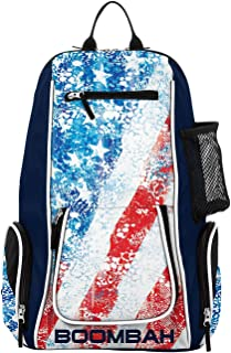 Boombah Spike USA Homage Navy/Red/White Volleyball Backpack