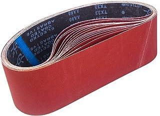 Pour Einhell TC-US 400 Pour ponceuse /à bande Lot de 5 bandes abrasives 100 x 915 en grain 80 BGM 1003 1022