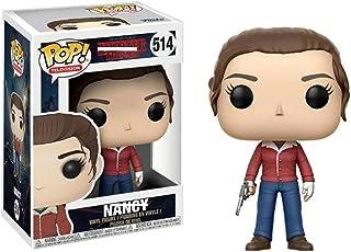 Little Boy Funko Pop Stranger Things Figurines Nancy Poupée Vinyle Action Figure De Collection Enfants Jouet Cadeau d'anni...