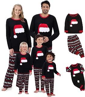 Matching Family Pjs Christmas Entire Family Jammies Cotton Pajamas Sets Best Kids Sleepwear Xmas A4
