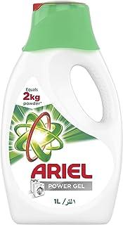 Ariel Automatic Power Gel Laundry Detergent Original Scent 1 L, Pack of 1