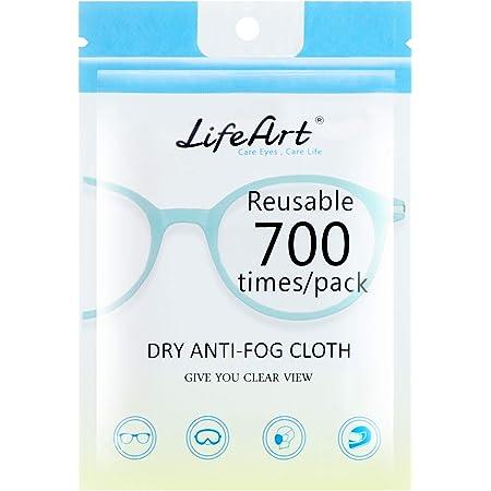 1 pezzo di salviettine anti-appannamento, panni per la pulizia degli occhiali, salviette per la pulizia degli occhiali, compresse, schermi salviette per lenti per lenti della fotocamera