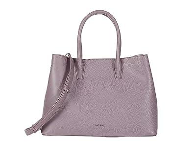 Matt & Nat Dwell Krista Small (Amethyst) Handbags