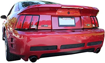 KBD Body Kits Compatible with Ford Mustang 1999-2004 Sallen Style 1 Piece Flexfit Polyurethane Rear Bumper. Extremely Durable, Easy Installation, Guaranteed Fitment, Made in the USA!