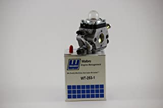 Walbro Carburetor Part # WT-253-1