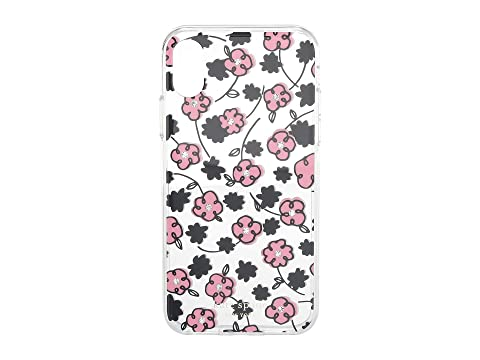 Kate Spade New York Jeweled Floradoodle Phone Case For iPhone XS