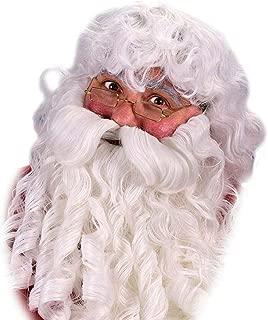santa beard and hair for sale