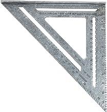 (30 سم، تدرجات عادية) - Swanson Big T0108 12 Speed Square أداة تخطيط مع كتاب أزرق