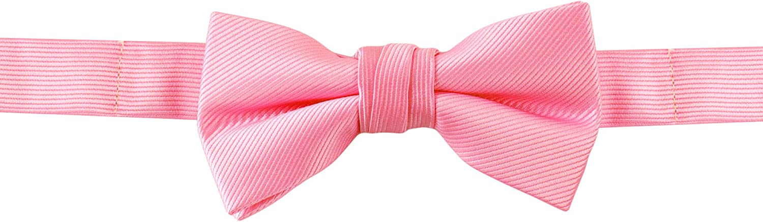 Luther Pike Seattle Bow Ties For Boys Pre - Special sale Spring new work item Tied Woven Tie B