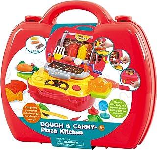 Play Go 8815 Carry Pizza Kitchen Dough Set
